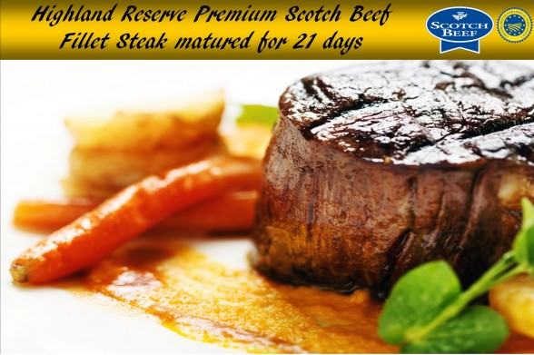 scotch fillet steak