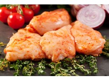Spicy Diced Chicken Breast 400g