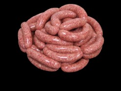Traditional Beef Sausage