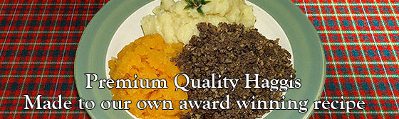 Traditional Scottish Haggis